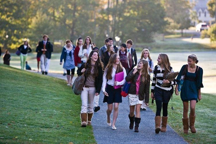 美國菁英住宿中學吸引全球許多學子就讀 林肯企管/提供