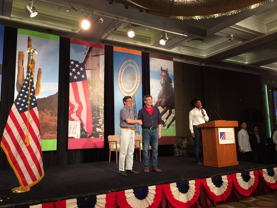 AIT舉辦美國建國240年獨立紀念日2