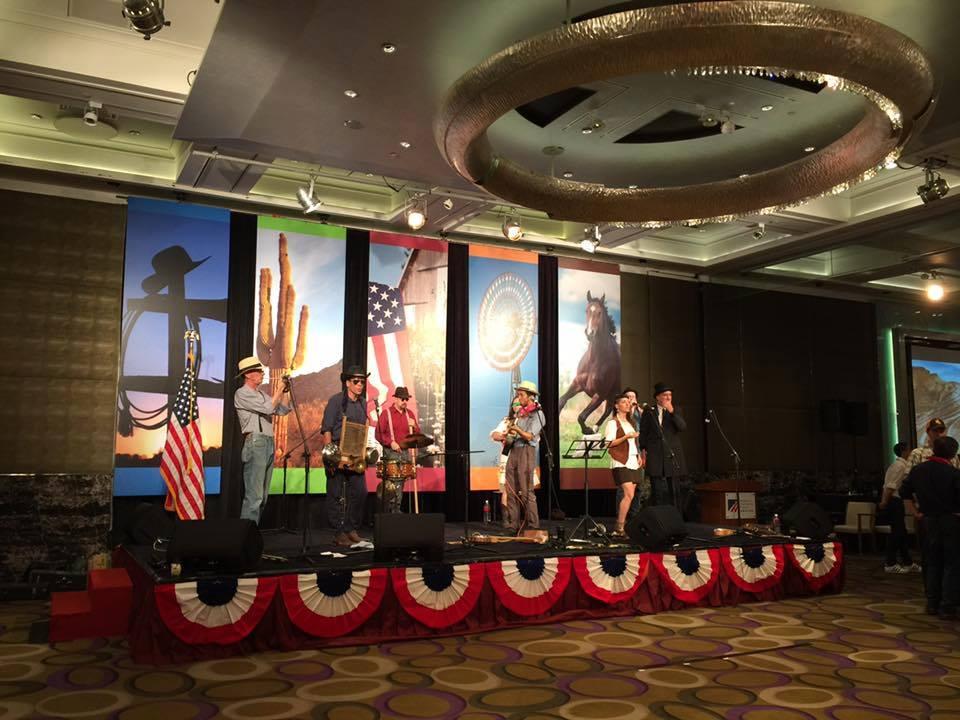 AIT舉辦美國建國240年獨立紀念日3