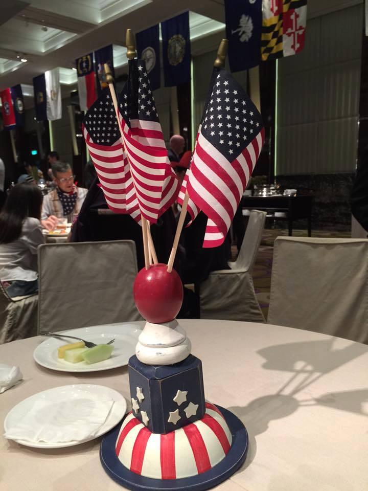 AIT舉辦美國建國240年獨立紀念日4